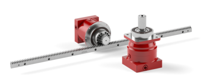 High-Precision-Planetary-Gearboxes | © Güdel Group AG