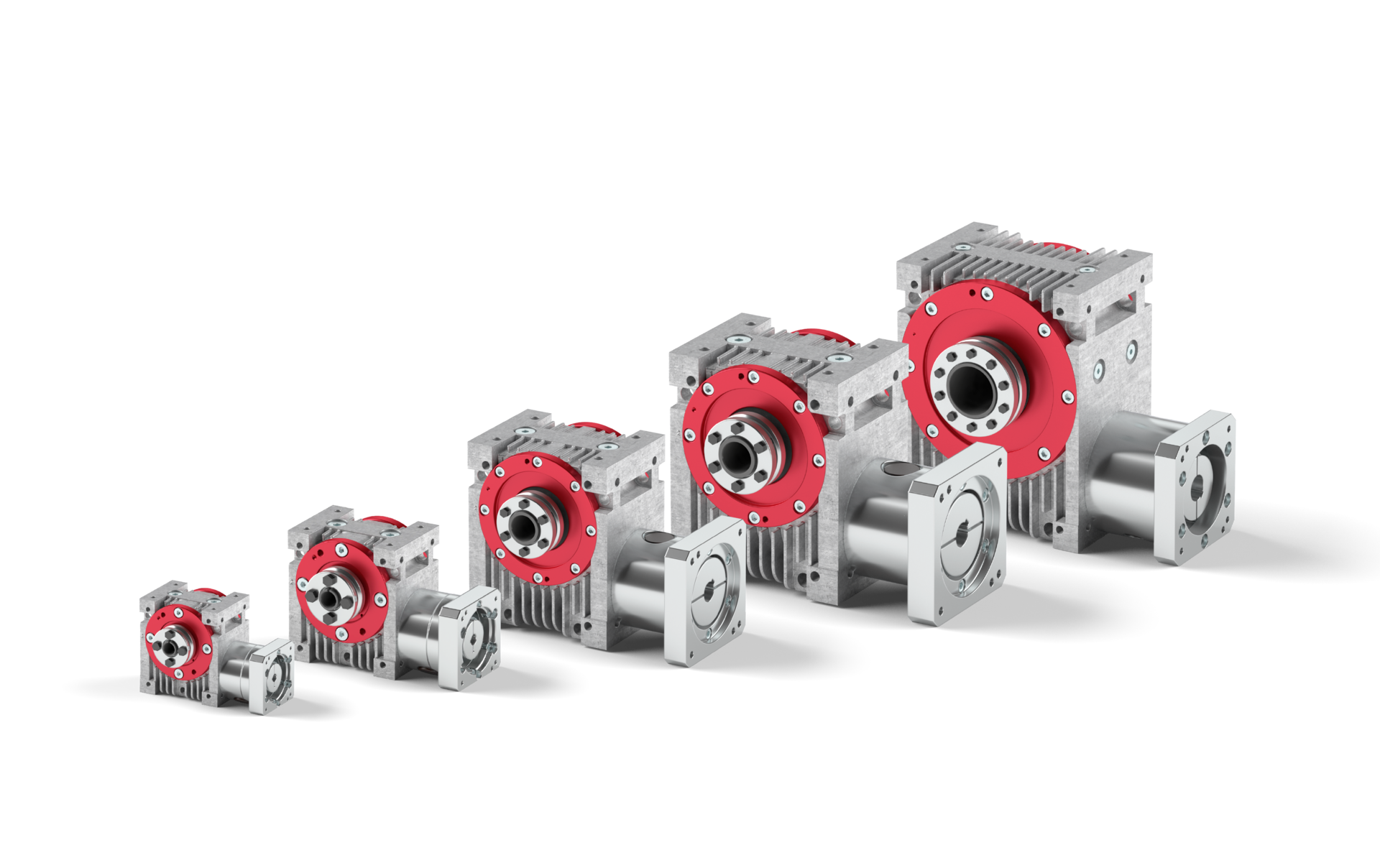High precision angle gear - all sizes | © Güdel Group AG