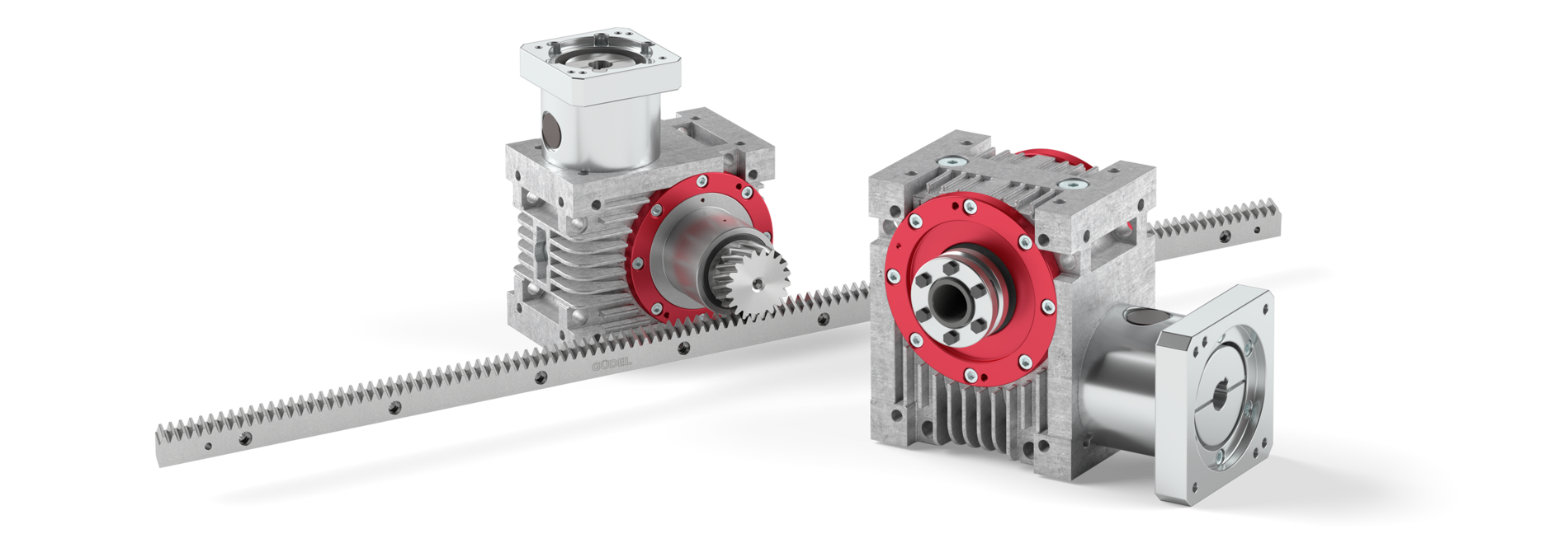 High-Performance-Angle-Gearboxes | © Güdel Group AG