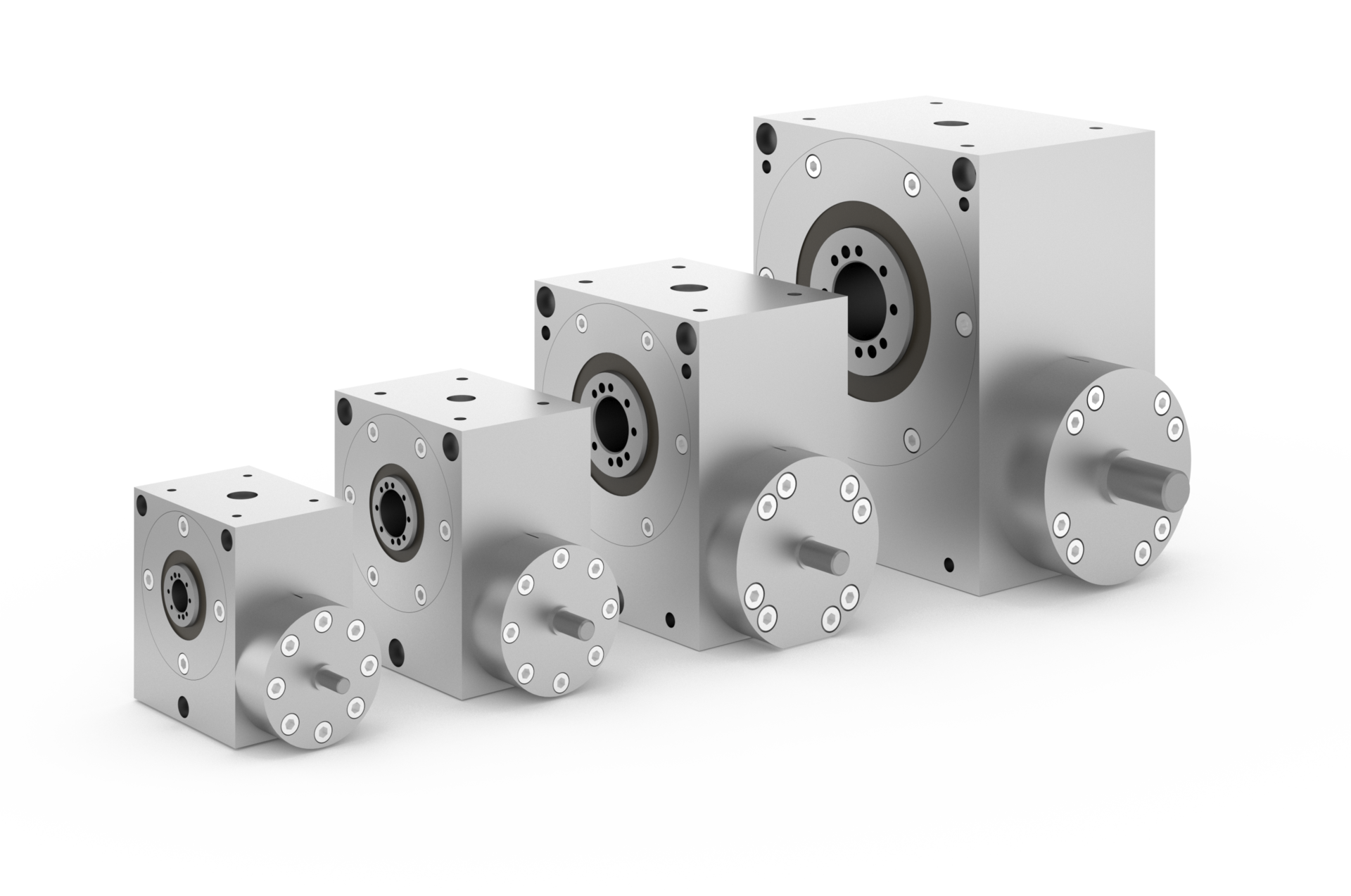 Low-backlash rotary actuators and positioning drives | © Güdel Group AG