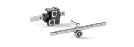 Linear guides for medium and high payloads | © Güdel Group AG